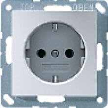 Розетка JUNG A500 AL  A1520AL