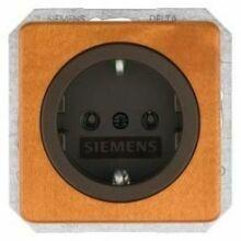 Розетка Siemens  DELTA  NATUR   5UВ1673