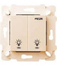 Fede выключатель сенсорный   FD28602-A