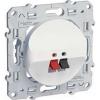 Schneider-Electric Odace Белый S52R487