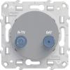 Розетка Schneider-Electric Odace TV/SAT S53R456