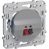 Schneider-Electric аудиорозетка Odace S53R487