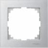 Рамка Merten M-Pure  4010-3660