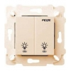 Выключатель Fede сенсорный   FD28602